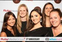 RMG Summer Associates / Ruby Media Group Team