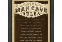 His Man Cave