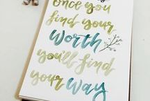 Miscellaneous   Inspirational Quotes / Inspirational quotes to perk you right up! :)