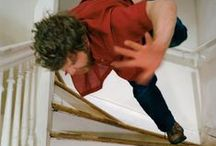 Slips Trips and Falls in Action / People may think instances like these are comical but any STF can lead to a not-so-funny serious injury. Watch these video/memes to be aware of situations you may find yourself in one day.