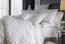 Let's Get Comfy .... / Bedding ... Pillows .... Throws