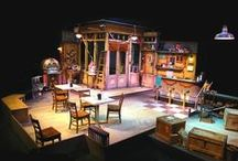 Theatre Set Design-Serious Money / Serious Money    Inspiration   Precedent Examples   Theories and Research   Lighting Effects and Styles   Layouts and Composition   Requirements and Deliverables as per brief