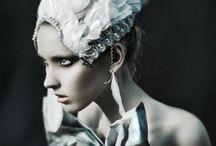 fashion photography / Dramatic fashion photography
