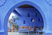 Ihana Marokko! / Kauniit Beni Ourain -mattomme tulevat Marokosta