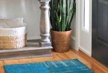 Kasveja kotiin / Vihreää tunnelmaa kotiin huonekasveilla ja kasviprinteillä