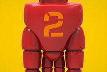 ☛ ☛ ☛ ROBOTS / Bienvenu dans le monde ROBOTIQUE de Pepahart : Jouet, décoration, bois, métal, plastique ou carton...Tout est bon pour créer des robots. Laissez-vous tenter par notre sélection d'images.
