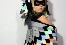 ♚ ♛  DEGUISEMENTS  ♚ ♛ / Carnaval, anniversaire, Halloween....Déguisements originaux pour vos  enfants. On ne se déguise pas n'importe comment chez PEPAHART !!! Toujours avec style !!!!