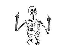 OC • Charlson / petty, manipulative & undead. (skeleton, acolyte & necromancer, neutral evil.