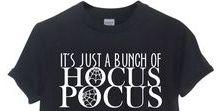 Halloween / Halloween inspired statement slogan t-shirts and sweaters