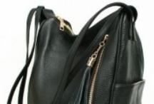 Leather Handbag Crossbody Bag Shoulder Bag 6 / http://vivihandbag.com
