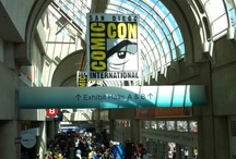 Comic-Con! / It's on my bucket list...Just have to figure out how to afford to get there... / by Geeky Chic