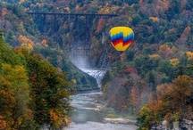 """Fun in the Finger Lakes / While you're experiencing Finger Lakes wine country, here are some other top """"things to do"""" in the area!"""