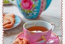 Tea Parties, Teacups, & Teapots / by Debby Broughton