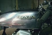 Honda Velocity