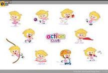 Amanda's Action Club / Classes
