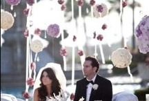 Lavender and Grey Wedding