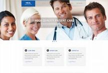 web themes / wordpress and other template themes