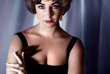 elizabeth taylor  / the sexy & inspiring beloved ledendary actress special tribute..blog!!'' / by Cameron Phillips