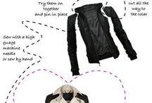 tuunattuja vaatteita