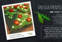 Recettes Florette / Des recettes de saison, pleines de fraîcheur et de fantaisie, préparées avec les bons légumes Florette