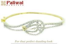 Gold and Diamond Bracelets / Here is a new range of mesmerizing bracelets.