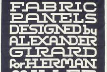 Graphic Design / Curated typography, art, and design. / by Sharon Holland Designs