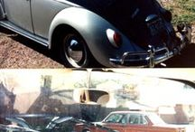 VW Bugs / In my dreams, I still have a VW...even though they seem awfully small now!
