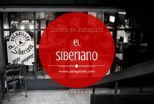 Comer en Zaragoza / Bares de tapeo y restaurantes en Zaragoza