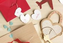 Valentines Day Cards and decorations / Valentines Day Cards and decorations for DIY and crafting inspiration.
