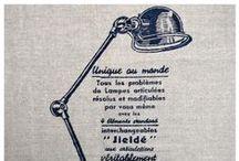 REPLICA / Mes Pochoirs pour créations Textiles