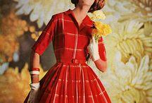50s - 60s | Circle dresses / 50s - 60s fashion | circle dresses
