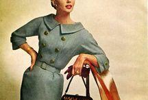 50s - 60s | Sheath dresses