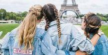 Coiffé(e)s par Végétalement Provence / Les coiffures mode et tendance signées par les coiffeurs Végétalement Provence