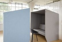 Meet and Retreat / Private collaboration stations for your office for maximum productivity.