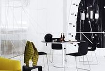 Inspired Spaces / Spaces furnished by some of Arenson's manufacturers that inspire us.