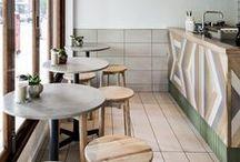 + Interior > F&B / Restaurants, Bars, Cafes / by sam chung