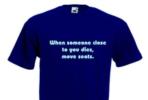 Humour T-Shirts / Hilarious T-Shirts perfect for gifts or making your friends & family laugh! Why not leave a lasting impression on people?  http://hokeycokey.biz/t-shirts/funny.html