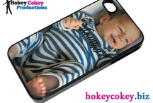 Personalised iPhone 4 & 5 Covers / Personalise your iPhone 4/5 Covers! Send us your favourite image and we will create a perfect, unique Cover that you can show off with!  http://hokeycokey.biz/t-shirts/funny.html