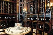 Wine Cellars / Wine cellars and storage ideas of all sizes. / by Your Wine Cellar
