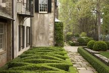 Gardens / You might only have a small garden but you can be inspired by the more grand