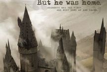 Harry Potter / I have a huge obsession with Harry Potter that only grows with age! / by Pizza McPizza