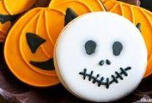halloween cakes cookies cupcakes