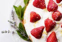 fruity deli cakes