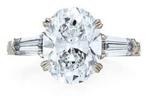 Engagement Rings / Beautiful, classic and trendy engagement rings that are OMG worthy!
