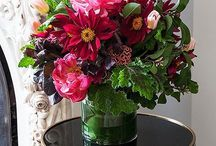 Floral Arrangements / Beautiful, colorful centerpieces and floral arrangements that will brighten up any table or decor.