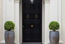 Door Love / Unique and lovely doors and entryways.