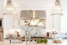 Kitchens to Cook In! / You won't mind slaving over a hot stove in these beautiful kitchens!