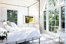 Pretty Bedrooms / Bedrooms that are inviting and restful.