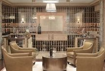Wine Cellars for Wine Lovers / Store your wine in style!  I will scout out beautiful wine cellar designs and share them here.