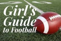 Tailgating / Food and drink inspiration for your next football party or sporting event.